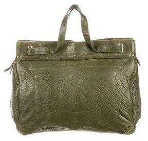 Jerome Dreyfuss Leather Carlos Bag
