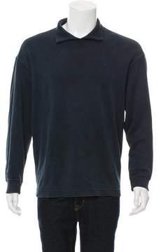 Issey Miyake Vintage Polo Sweatshirt