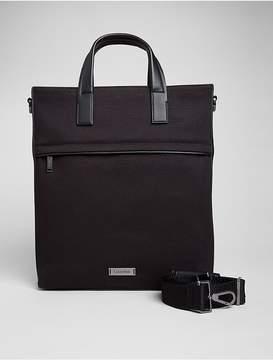 Calvin Klein Nate Canvas Tote Bag