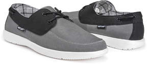 Muk Luks Gray Theo Boat Shoe - Men