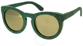 Spectrum Malloy Wood Sunglasses