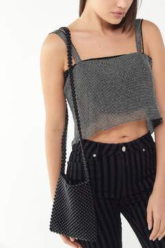 Urban Outfitters Jane Beaded Crossbody Bag