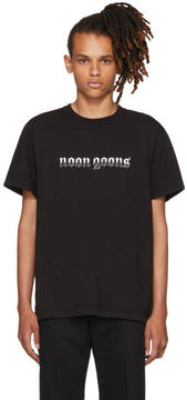 Noon Goons Black Old English T-Shirt