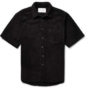 Our Legacy Cotton-Blend Terry Shirt