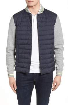 Herno Quilted Baseball Jacket