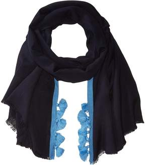 Echo Cabana Stripe Modal Wrap Scarves