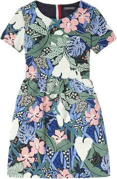 Tommy Hilfiger TH Kids Floral Dress