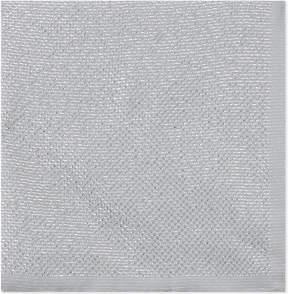 Eton Metallic silk-blend pocket square