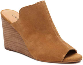 Lucky Brand Women's Reygan Wedge Sandal