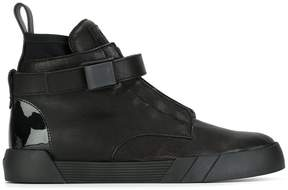 Giuseppe Zanotti Design 'The Shark 6.0' hi-top sneakers