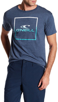 O'Neill Logo Graphic Print Tee
