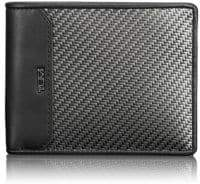 Tumi Global Double Woven Bi-Fold Wallet
