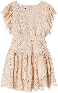 Little Remix Pale Pink Jemima Ruffle Dress