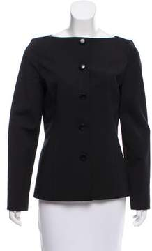 Ellen Tracy Linda Allard Lightweight Long Sleeve Jacket