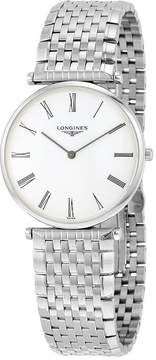 Longines La Grande Classique White Dial Men's Watch L47554116