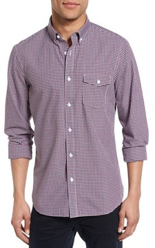Nordstrom Men's Slim Fit Check Sport Shirt