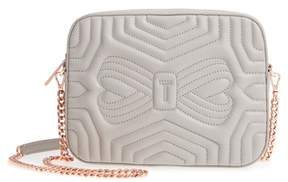 Ted Baker Quilted Leather Camera Bag