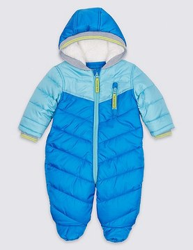 Marks and Spencer Sporty Snowsuit with StormwearTM