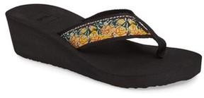 Teva Women's Mush Mandalyn Ii Wedge Sandal