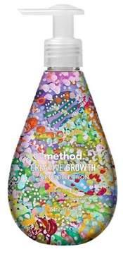 Method Products Creative Growth Limited Edition Gel Hand Soap Jasmin Lily - 12 fl oz