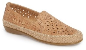 VANELi Women's Nicki Perforated Espadrille Flat