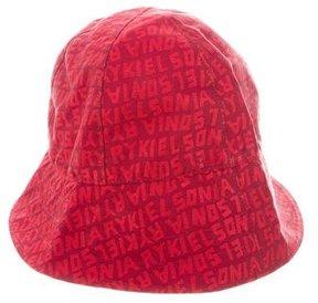 Sonia Rykiel Logo Bucket Hat