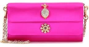 Dolce & Gabbana Dorina satin shoulder bag