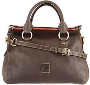 Dooney & Bourke Florentine Leather Leanna Satchel
