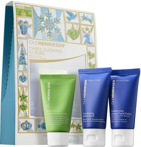 Ole Henriksen OLEHENRIKSEN Three Glowing Scrubs