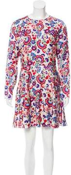 ALICE by Temperley Lou Lou Floral Print Dress w/ Tags