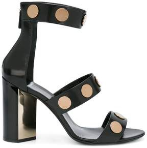 Pierre Hardy studded strappy sandals