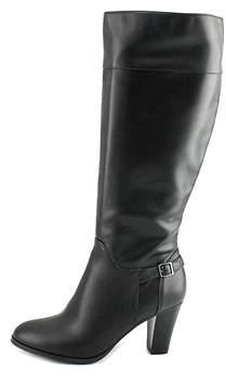 Giani Bernini Womens Boelyn Closed Toe Knee High Fashion Boots.
