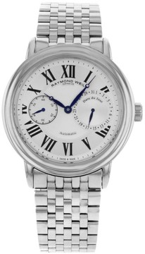 Raymond Weil Maestro 2846-ST-00659 Stainless Steel Automatic 40mm Mens Watch