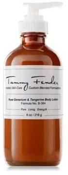Tammy Fender Rose Geranium & Tangerine Body Lotion/8 oz.
