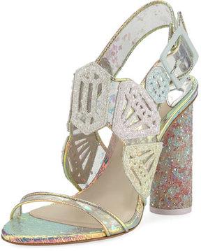 Sophia Webster Diamond Girl Gem Sandal