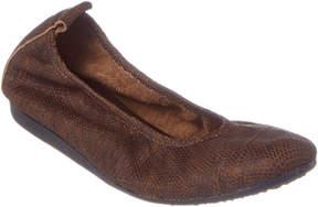 Arche Laius Leather Flat