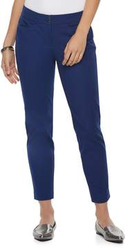 Apt. 9 Women's Bistretch Ankle Pants