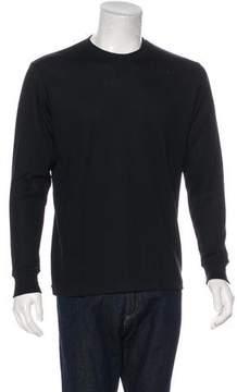 Ralph Lauren Purple Label Wool Rib Knit Sweater