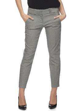 Candies Juniors' Candie's Audrey Gingham Ankle Pants