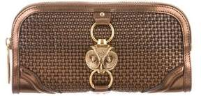 Burberry Alma Owl Convertible Clutch