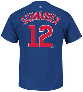 Majestic Men's Kyle Schwarber Chicago Cubs Player T-Shirt