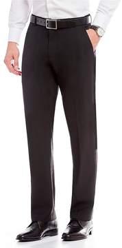 Murano Zac Flat-Front Textured Pants