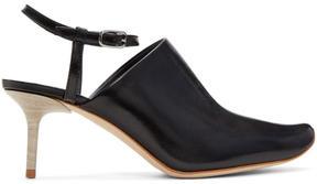 Acne Studios Black Nawel Heels