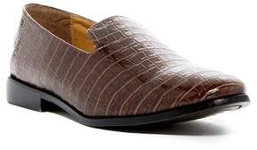 Giorgio Brutini Croc Embossed Slip-On Loafer
