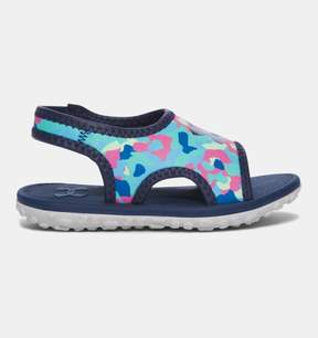 Under Armour Girls' Infant UA Fat Tire Sandals