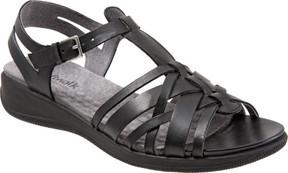 SoftWalk Taft T Strap Sandal (Women's)