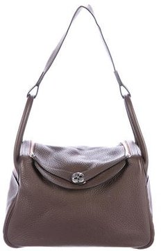 Hermes Clemence Lindy 30 - BROWN - STYLE