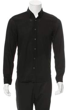 Calvin Klein Collection Button-Up Shirt
