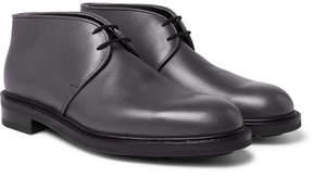 John Lobb Grove Leather Chukka Boots
