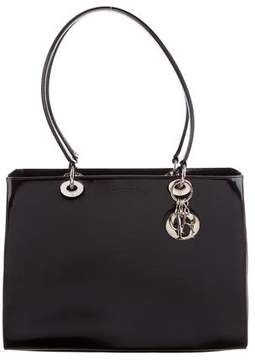 Christian Dior Spazzolato Lady Bag